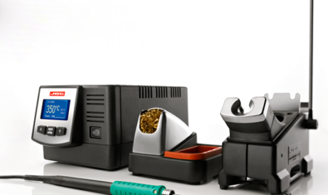 Thinking of buying a soldering iron? Lets take a look at JBC Soldering Tools!